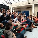 Le théâtre s'invite dans un espace culturel et dans une maison de retraite parisienne
